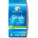 Wellness Simple Natural Limited Ingredient Dry Dog Food Lamb & Oatmeal