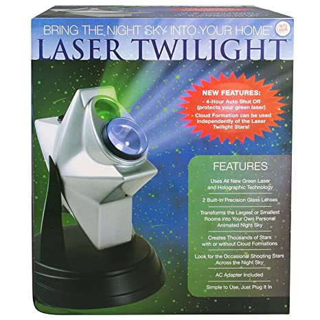 Laser Twilight Indoor Light Show Bring The Night Sky Into Your Home