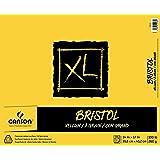 "Canson XL Series Bristol Vellum Pad, 14""X17"" Fold Over"