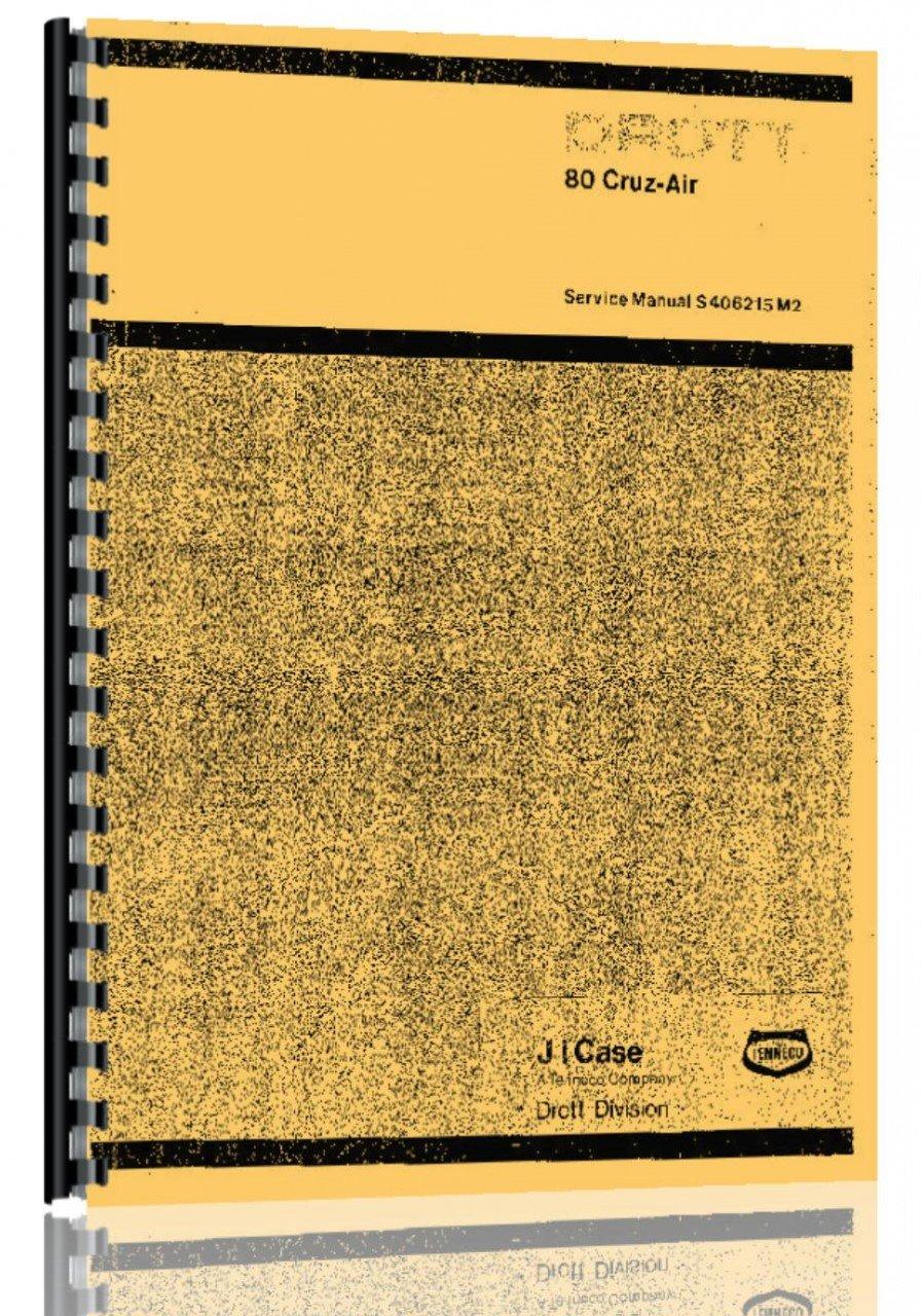 Download Case 80 Excavator Service Manual pdf
