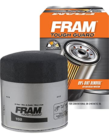 fram tg2 tough guard passenger car spin-on oil filter
