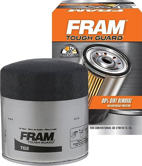 Amazon.com: FRAM - Filtro de aceite giratorio para coche ...