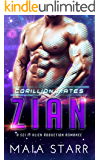 Zian (Corillion Mates)(A Sci Fi Alien Abduction Romance)
