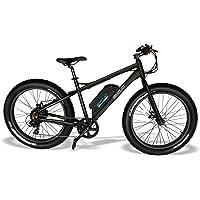 Emojo Wildcat Electric Bike Mountain 26 Inch Fat Tire Power Bicycle With 500w Motor