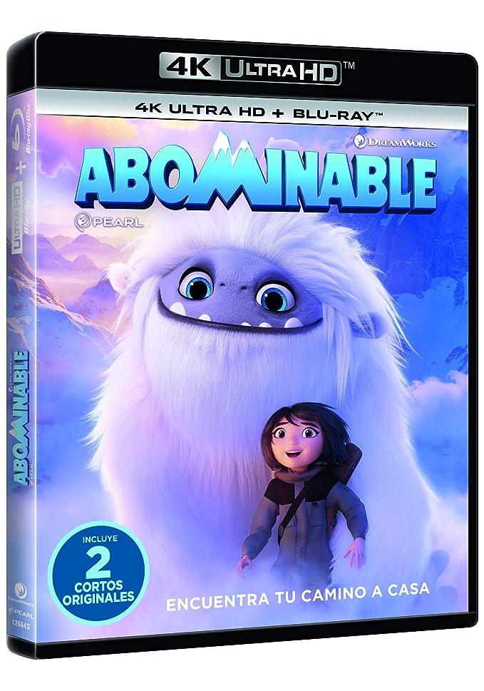 Abominable (4K Ultra HD + BD) [Blu-ray]