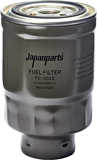 Japanparts Fc 502s Kraftstofffilter Auto