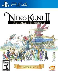 Ni No Kuni II: Revenant Kingdom - Collector Edition - PlayStation 4