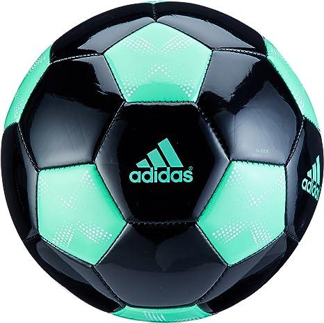 adidas Z36912 Glider 11 - Pelota de fútbol (talla 4), color negro ...