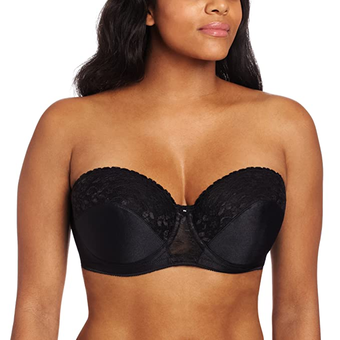 7ce2388347429 Carnival Womens Full-Figure Strapless Bra  Amazon.ca  Clothing ...