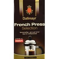 Dallmayr Kaffee French Press 250g Selection Filterkaffee, gemahlen, 4er Pack (4 x 250 g)