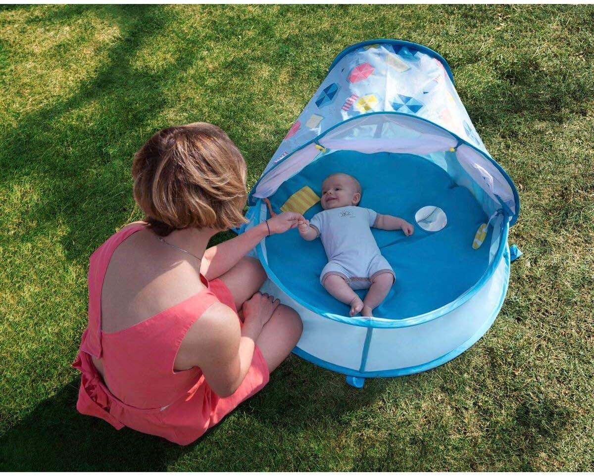 Babymoov Babymoov Aquani Zona de Juego 3 en 1 Anti-UV 50+ - Babymoov Aquani Zona de Juego 3 en 1 Anti-UV 50+: Amazon.es: Bebé