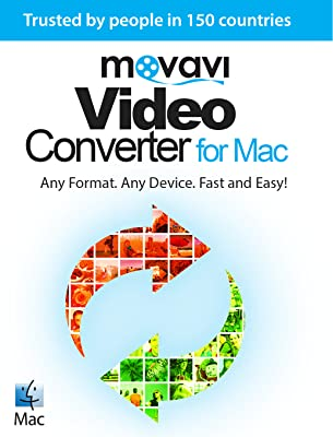 Movavi Video Converter for Mac 7 Personal Edition [Download]