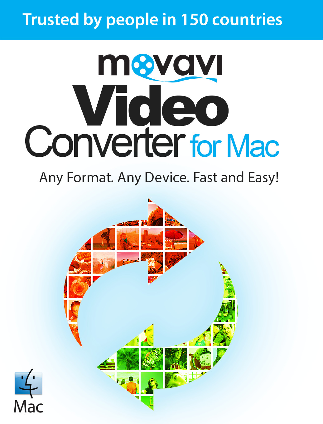 Movavi Video Converter for Mac 7 Personal Edition (Phone Mp4 Converter)