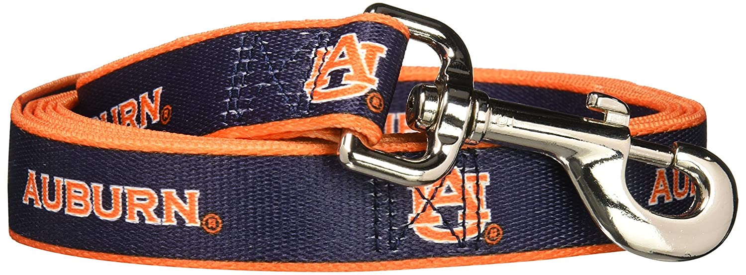NCAA Auburn Tigers Dog Leash Medium Large New Design