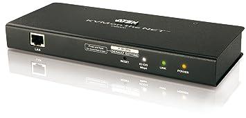 【クリックで詳細表示】ハイパーツールズ ATEN バーチャルメディア対応リモートアクセスKVM CN8000
