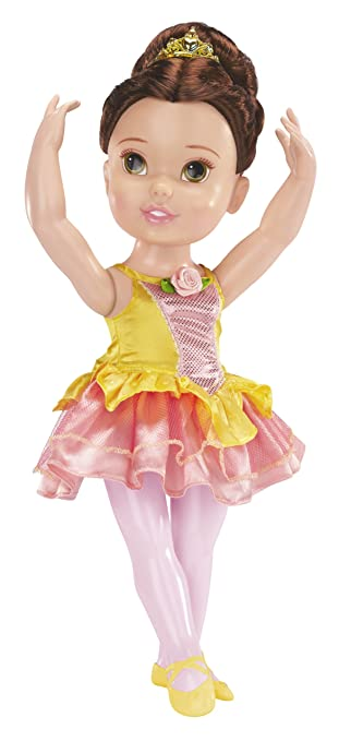 Disney Princess Ballerina Belle Toddler Doll