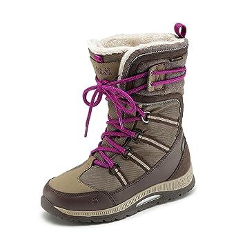 e956f5b6942d Jack Wolfskin Children Girl Shoes braun lila Size 38 (EU)  Amazon.co ...