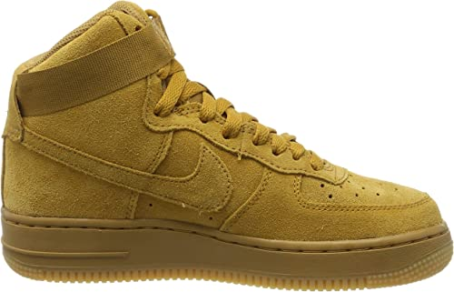 Nike Air Force 1 High Lv8 (GS), Scarpe da Fitness Bambino