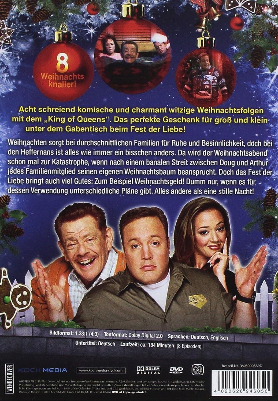 King of Queens - Weihnachten mit dem King of Queens: Amazon.de ...