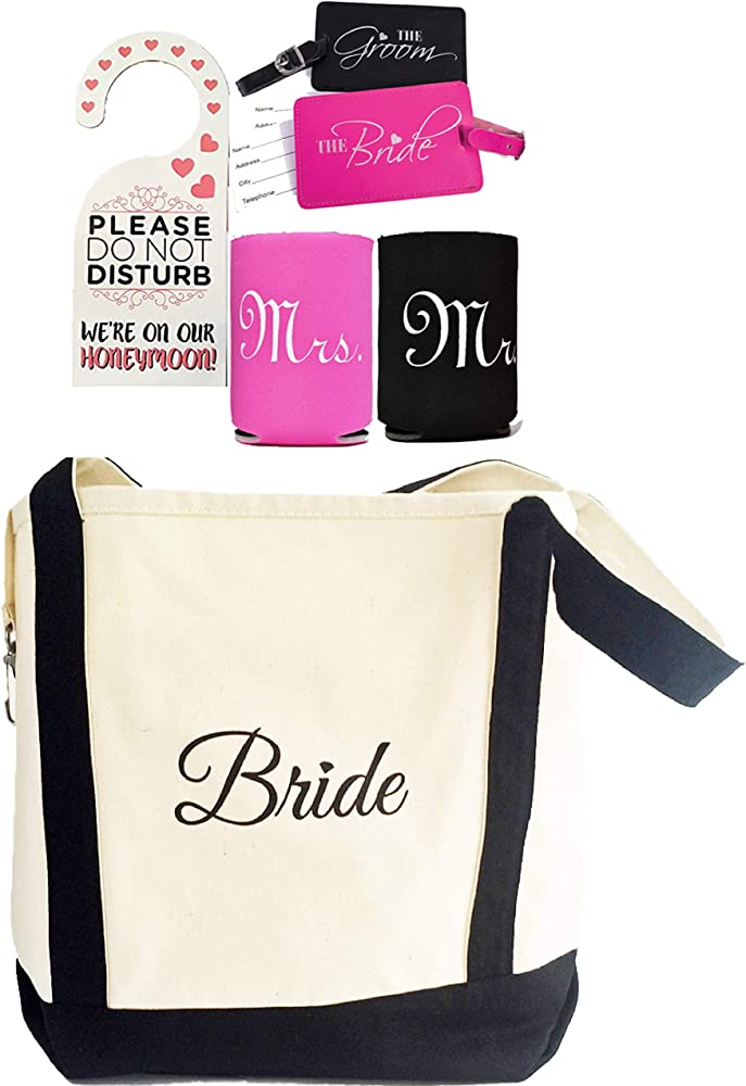 Bride to Be Engagement Gift Bride Emergency Bag Gift for Bridesmaids Bridesmaid Gift Tote Bag Bride Tote Bag Bridal Party Gift
