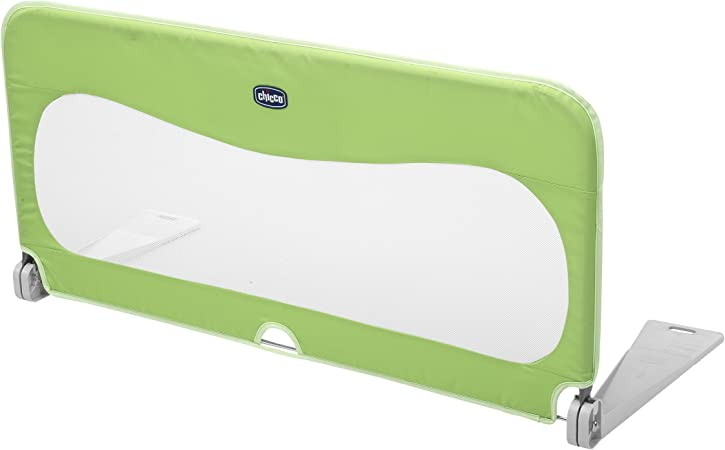 Chicco 6066381510000 - Barrera para cama, 135 cm, color verde