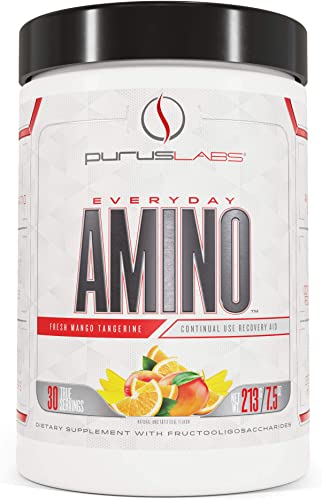 Purus Labs Everyday Amino Fresh Mango Tangerine