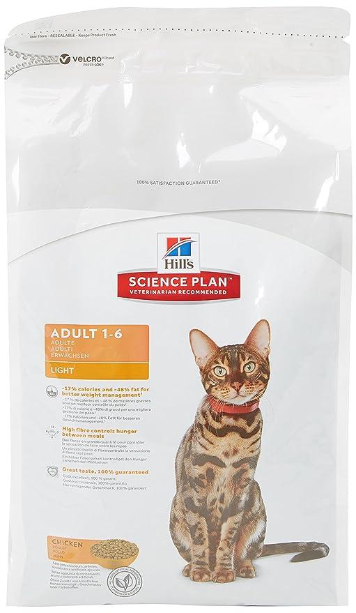 Hills C-54105 Feline Adult Light Pollo - 1.5 Kg