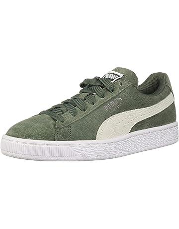 sale retailer 67800 5073f Amazon.com   PUMA Women s Suede Classic Sneaker   Shoes