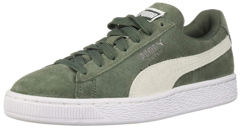 sale retailer 84467 ab24d Amazon.com   PUMA Women s Suede Classic Sneaker   Shoes