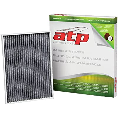 ATP Automotive RA-104 Carbon Activated Premium Cabin Air Filter