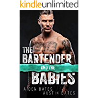 The Bartender And The Babies: A Friends To Lovers Romance (The Frat Boys Baby Book 5)