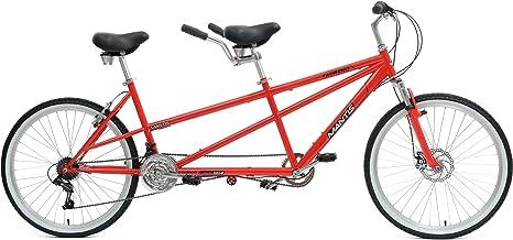 MANTIS Taureno Tandem - Bicicleta: Amazon.es: Deportes y aire libre