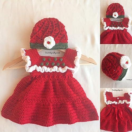 Baby Girl Christmas Outfit, Christmas Dress, Baby first Christmas dress,  baby girl red - Amazon.com: Baby Girl Christmas Outfit, Christmas Dress, Baby First