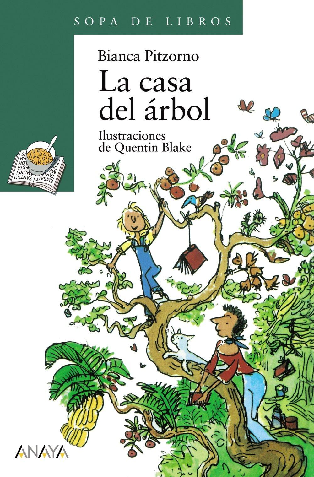 Download La Casa Del Arbol / The Treehouse (Spanish Edition) ebook