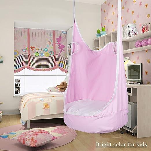 HOT!* Amazon – CO-Z Kids Pod Swing Child Hanging Chair Indoor Kid ...