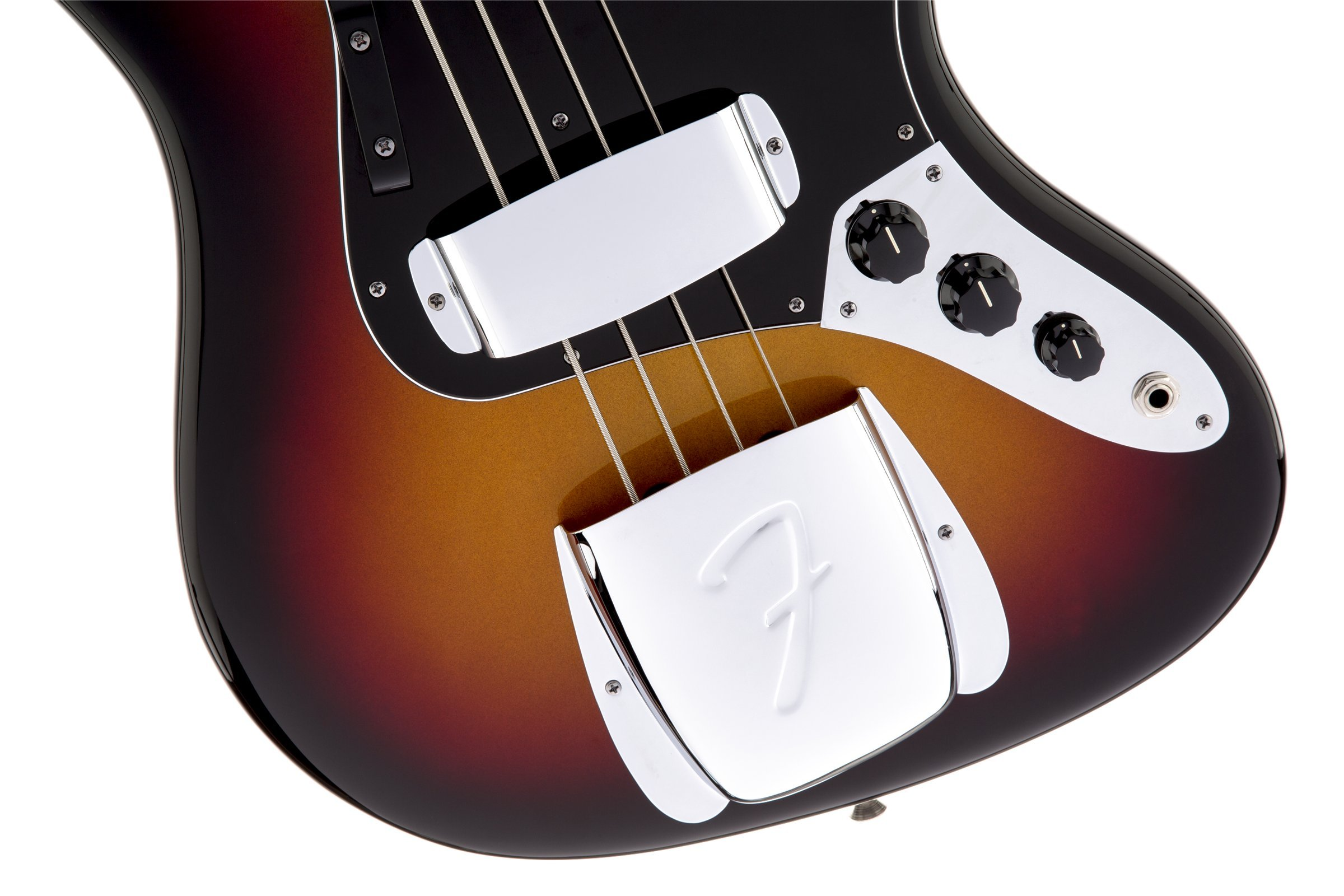 Fender Pure Vintage Jazz Bass Ashtray Cover Set