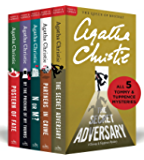 The Complete Tommy & Tuppence Collection: The Secret Adversary, Partners in Crime, N or M?, By the Pricking of My Thumbs, and Postern of Fate (Tommy & Tuppence Mysteries)