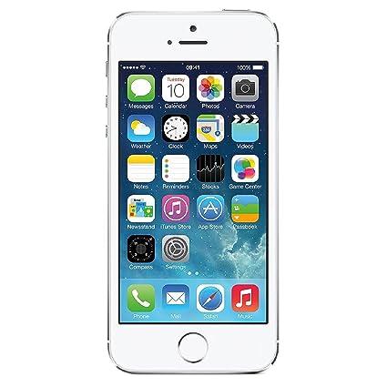 Apple IPhone 5S 16 GB Unlocked Silver
