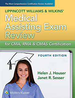 Medical assisting review passing the cma rma and ccma exams lwws medical assisting exam review for cma rma cmas certification medical assisting exam fandeluxe Choice Image