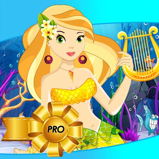 Sirena Princesa Juegos De Vestir Amazones Appstore Para