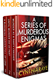 A Series of Murderous Enigmas: A Cozy Mystery Novel Collection
