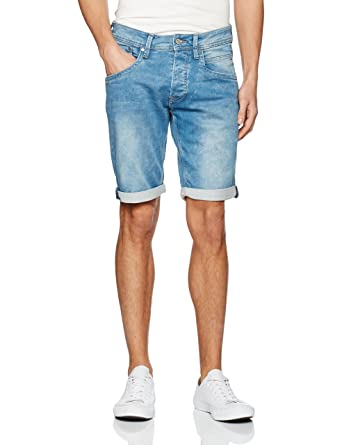 mejor autentico a7024 a75f2 Pepe Jeans Track Short Pantalones Cortos para Hombre