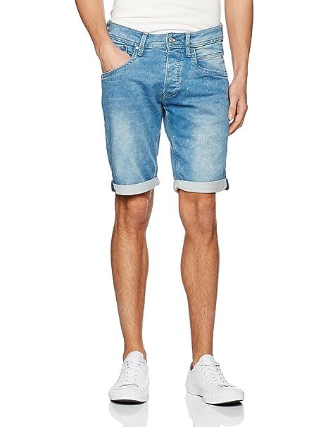 3516fbe77c Pepe Jeans Track Short - Pantalones Cortos Hombre  Amazon.es  Ropa y  accesorios