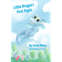 Little Dragon's First Flight: Blue Edition - For Boys (English Edition)