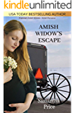 Amish Widow's Escape: Amish Romance (Expectant Amish Widows Book 11)