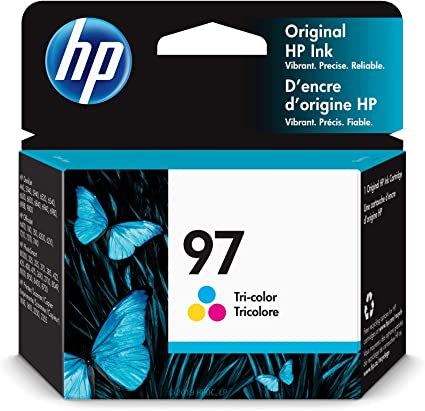 Amazon.com: Cartucho de tinta tricolor original HP 97 ...