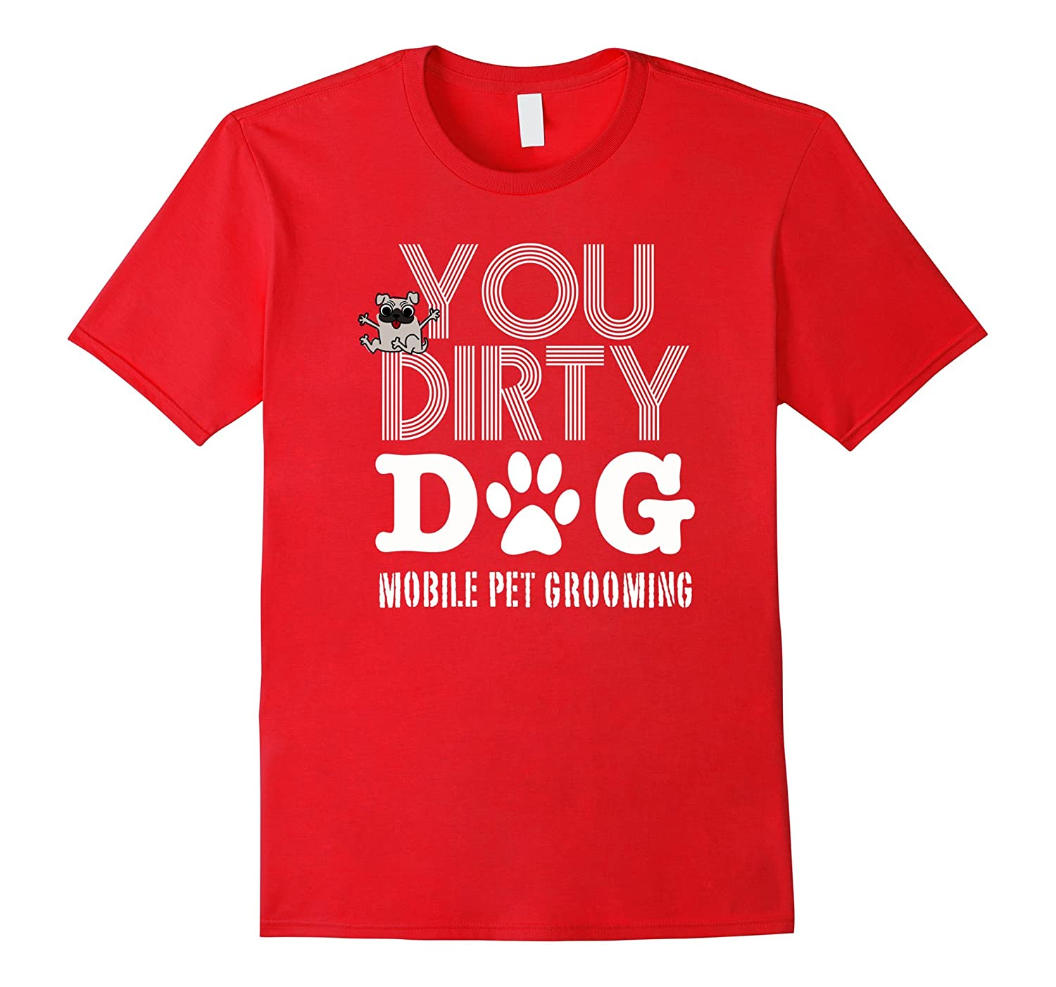 You Dirty Dog Mobile Pet Grooming-TH
