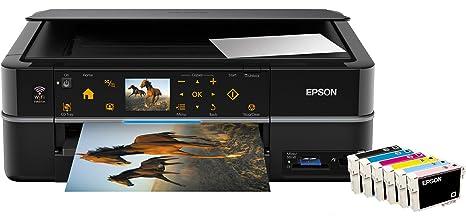 Epson C11CA74302 - Impresora multifunción de Tinta Color (40 ppm, Legal (216 x 356 mm))