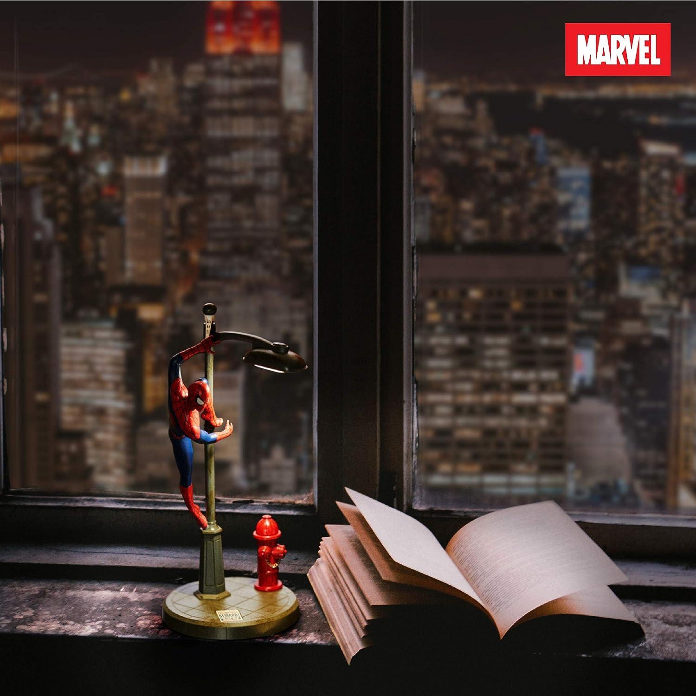 Idées de cadeaux pour un fan de Marvel Lampe