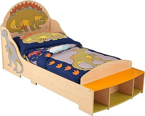 Kidkraft 86938 Dinosaurier Kinderbett Aus Holz Für